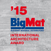 The Patio Houses finalist in BigMat International Architecture Award 2015