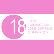 The Scaffold House receives a Mention in the Architecture Awards of the Counties of Girona 2015