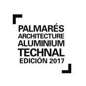 Bet Capdeferro jury member at the  Palmarés Architecture Aluminium Technal 2017