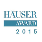The Porch House receives the Häuser Award 2015